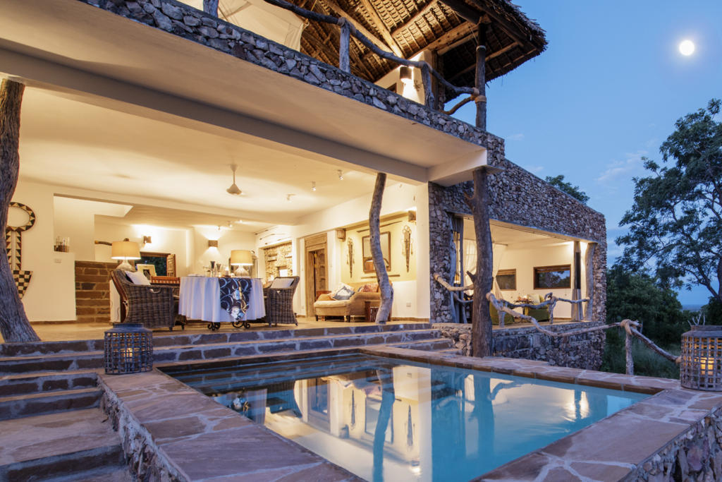 Baileys Banda - Private Villa