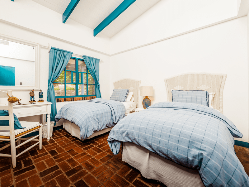 Blue Villa - Twin Room