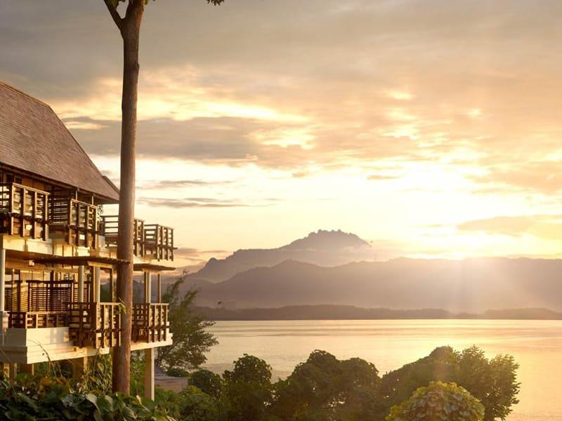 Borneo - Gaya Island