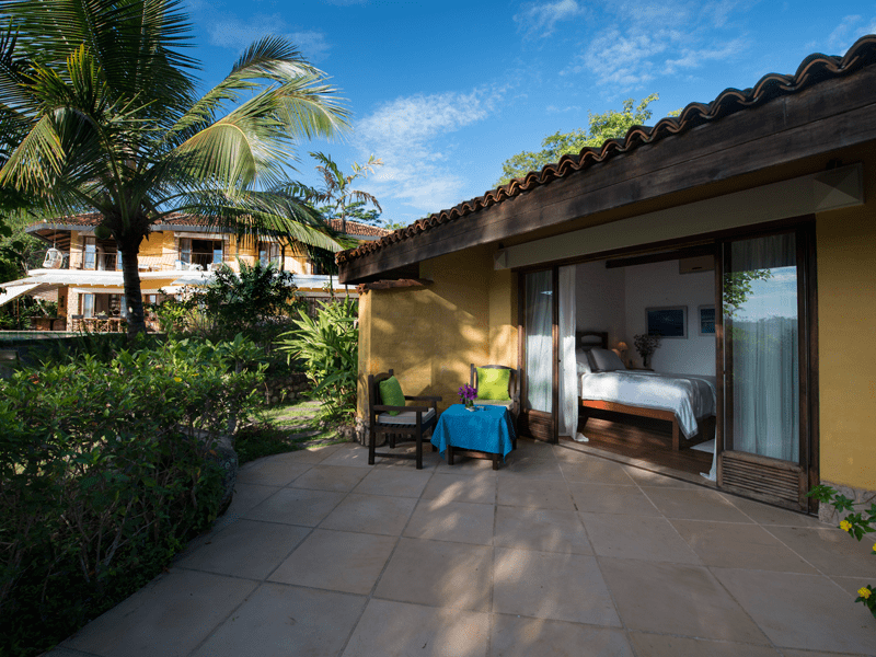Bougainvillea - Garden Room