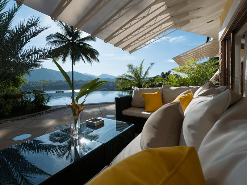 Bougainvillea - Outdoor Seating