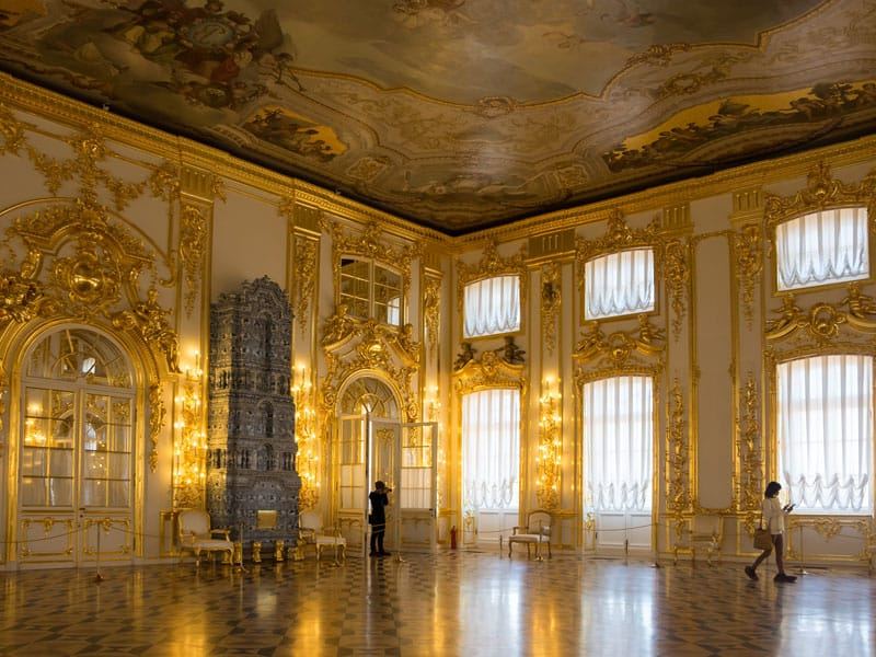 Russia - Catherine Palace Interior
