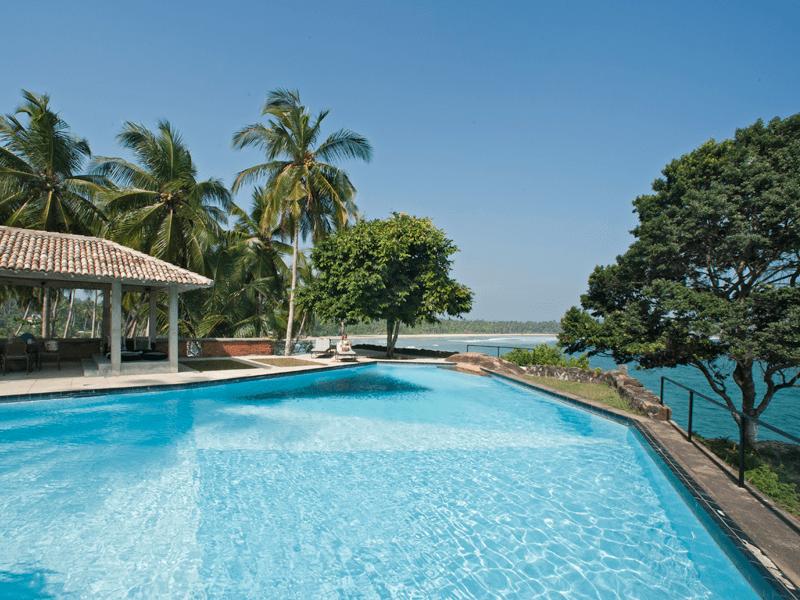 Claughton House - Swimming Pool