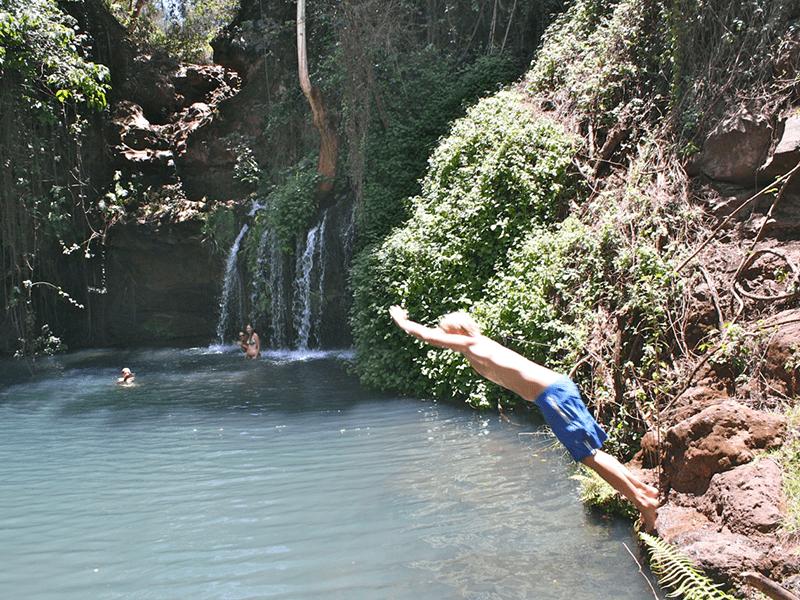 Sirikoi - Pool