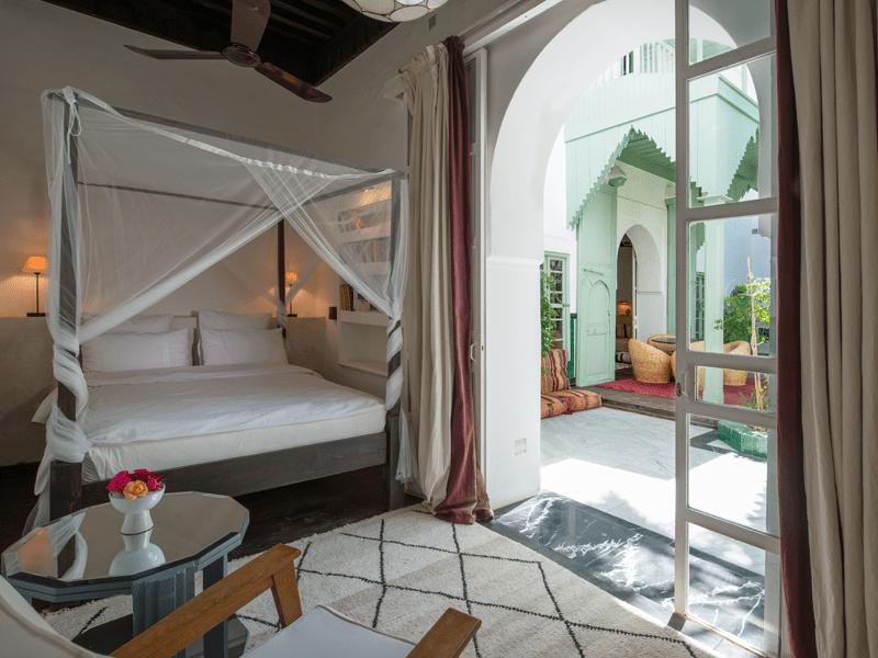 El Fenn - Little Sister - Bedroom