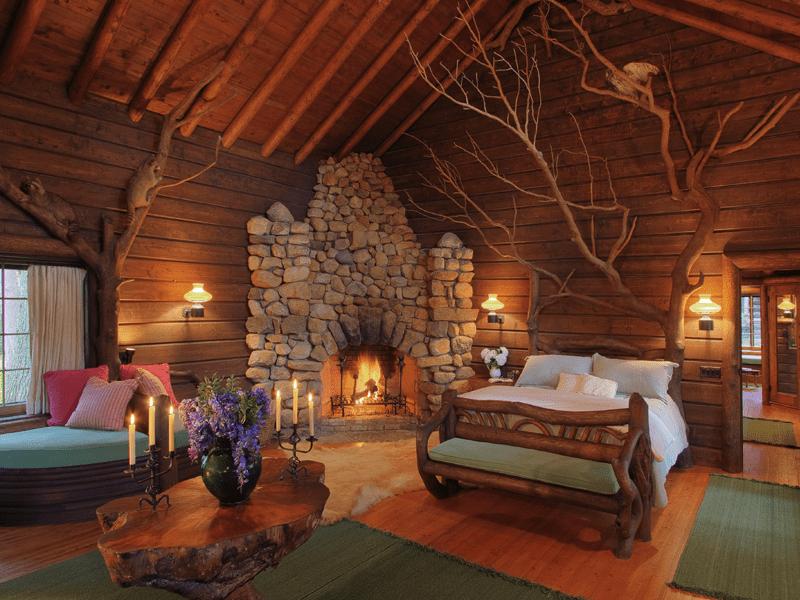 Lake Kora - Treehouse Bedroom