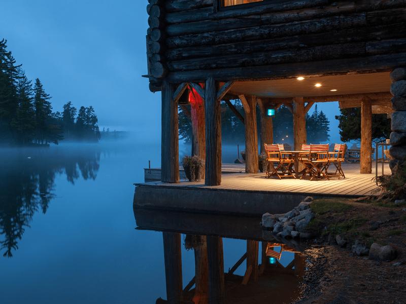 Lake Kora - At Night