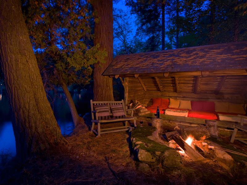 Lake Kora - Campfire