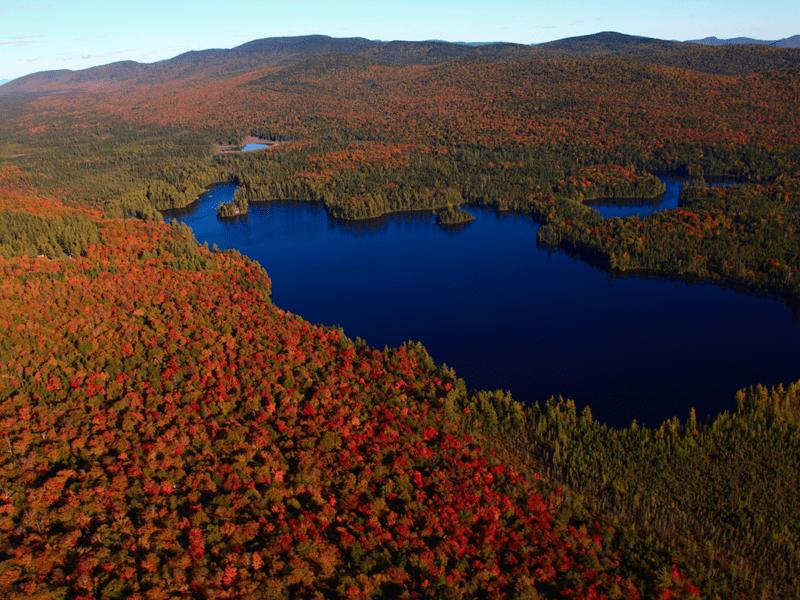 Lake Kora - Autumn Colours