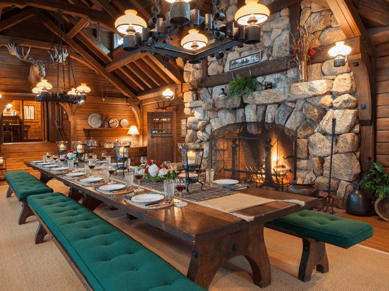 Lake Kora - Dining Room