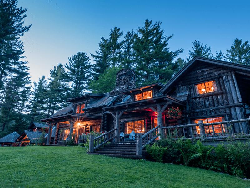 Lake Kora - Main Lodge