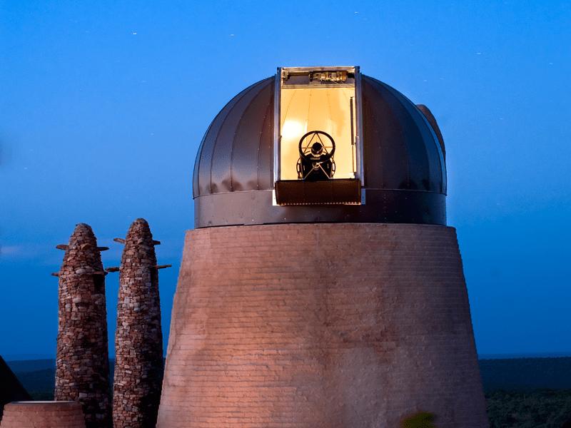 The Observatory - Leobo