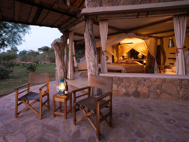 Luangwa Safari House - Bedroom 3