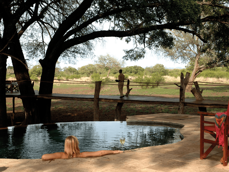 Luangwa Safari House - Swimming Pool