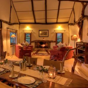 Mara Bush Houses - Living Room