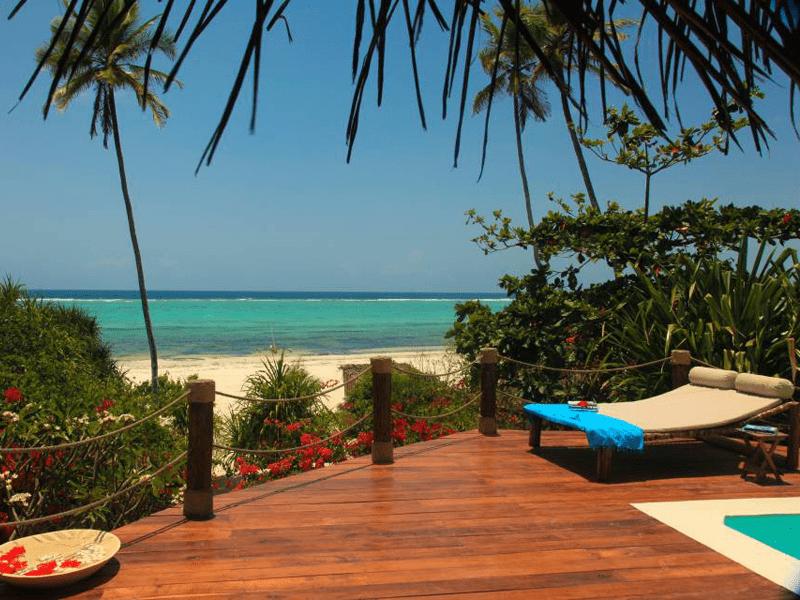 Matemwe Beach House - Sun Loungers
