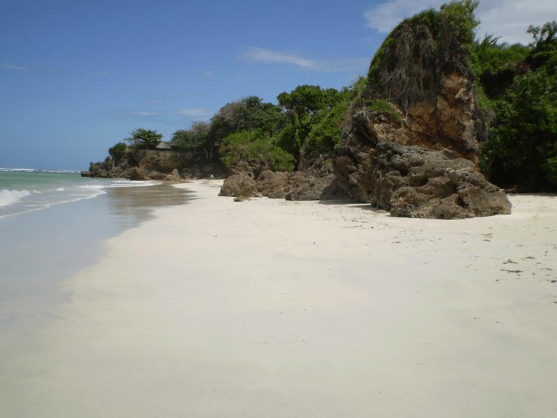 Msambweni - Beach