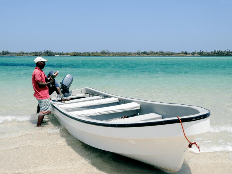 Msambweni - Beach 2