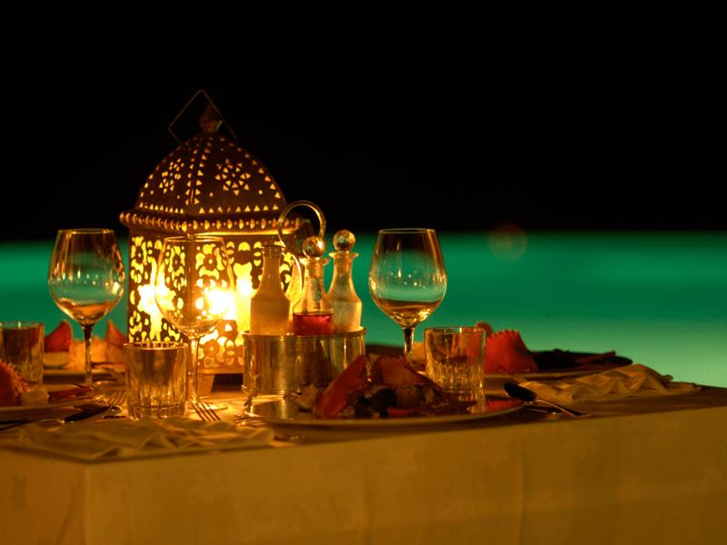 Msambweni - Dinner