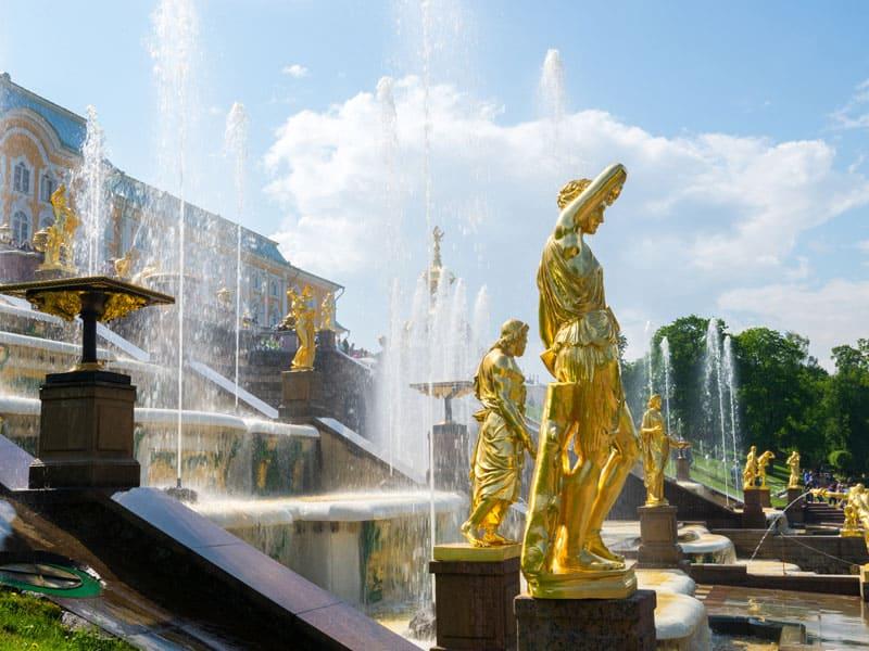 Russia - Peterhof
