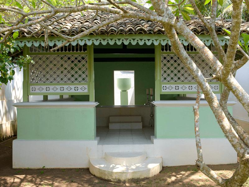 Pointe Sud - Massage Pavilion