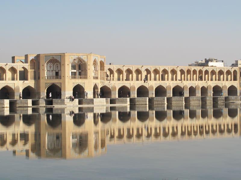 Iran - Pont A Esfahan