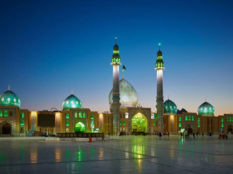 Iran - Qom