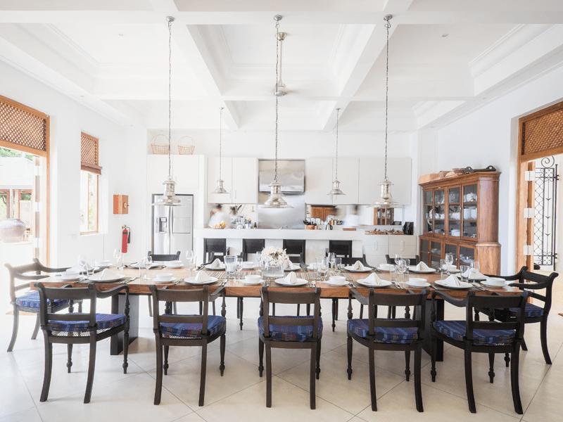 Ranawara - Dining Room