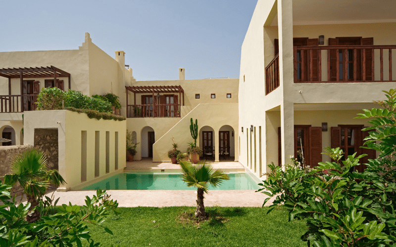 Rebali Riads - 4 Bedroom Villa
