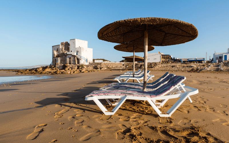 Rebali Riads - Beach