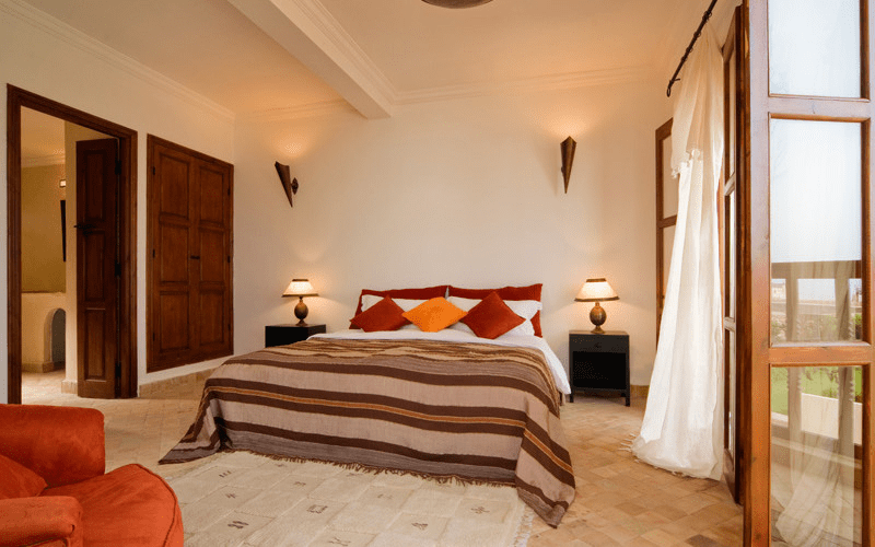 Rebali Riads - Bedroom