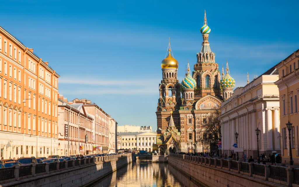 Russia - St Petersburg