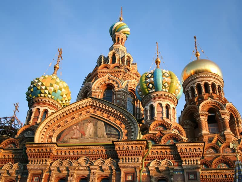 Russia - Church Of Spilled Blood