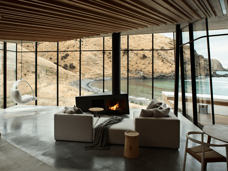 Seascape - Living Room