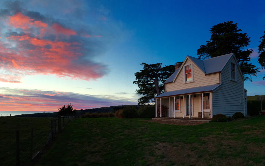 Shepherd's Cottage - Sunset