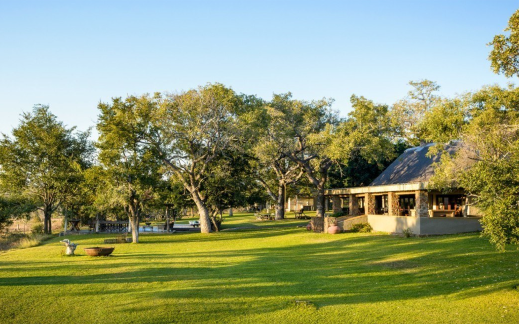 Singita Castleton Lodge