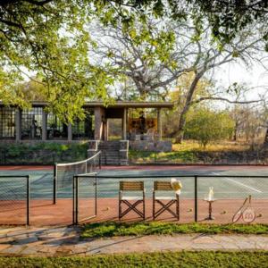 Singita Castleton Lodge - Tennis Court