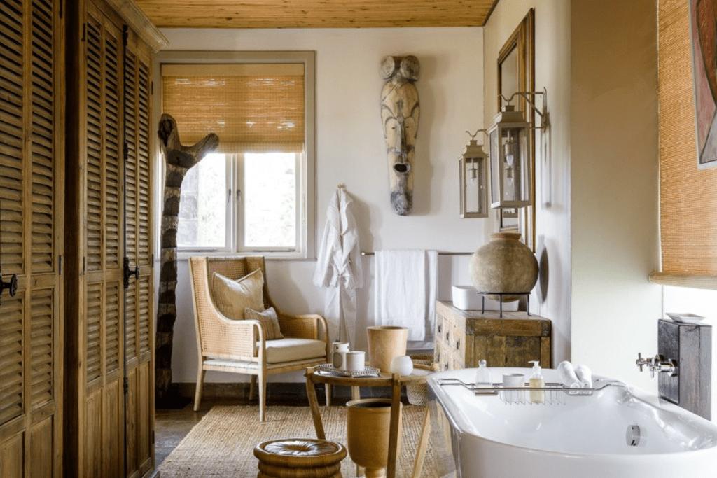 Singita Private House - Bathroom