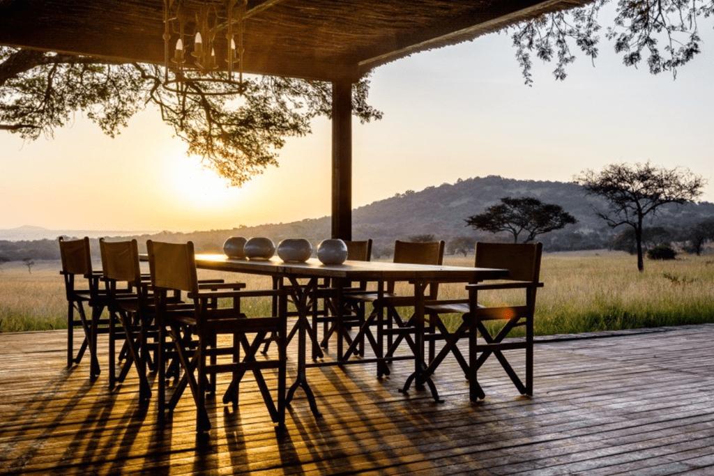 Singita Private House - Dining