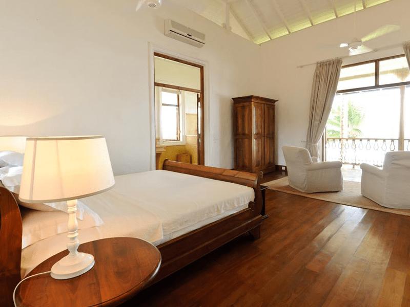 Skye House - Bedroom