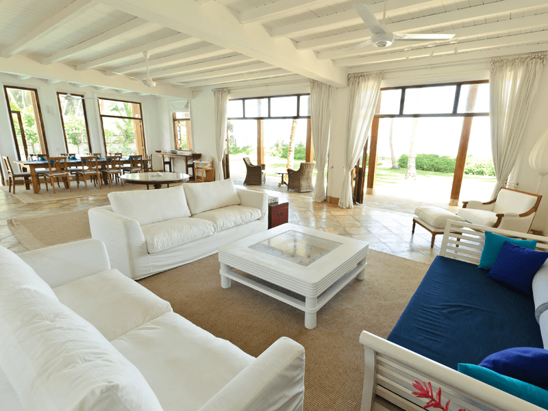 Skye House - Sitting Room