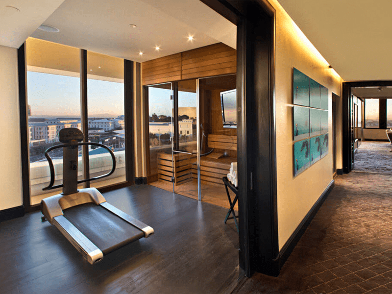 The One Above - Gym And Spa