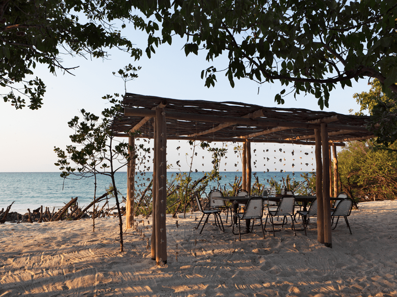 Vamizi - Beach Evening