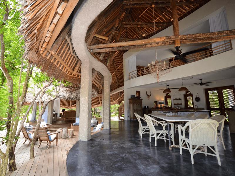 Vamizi - Sitting Room
