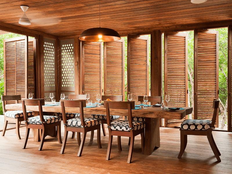 Vamizi - Dinning Room
