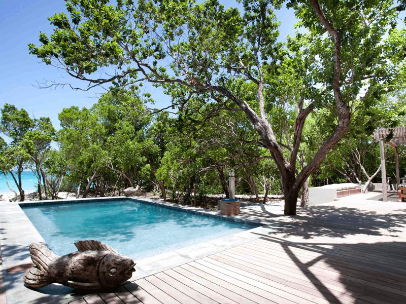 Vamizi - Beautiful Pool
