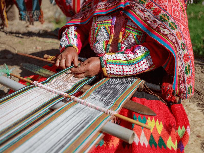 Peru - Weaving