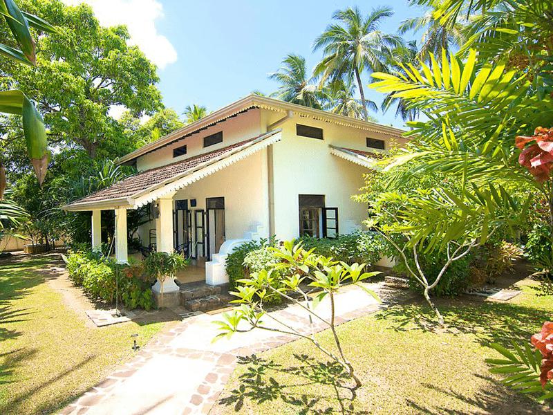 Why House - Garden Cabana