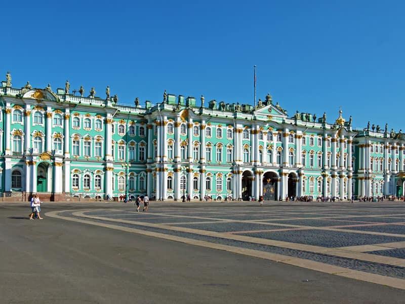 Russia - Winter Palace