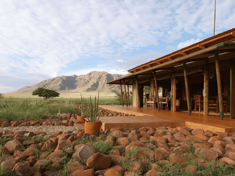 Wolwedans Private Camp - Private Villas